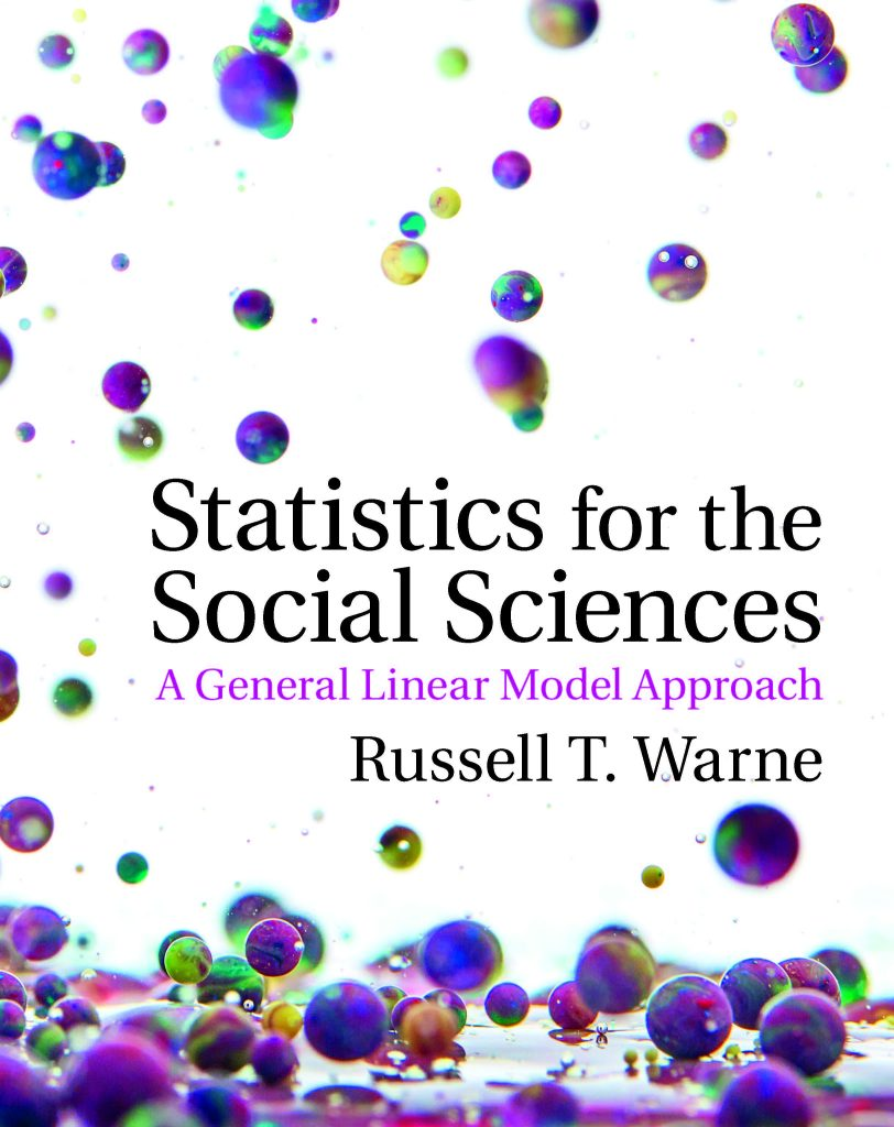 Statistics for the Social Sciences: A General Linear Model Approach book cover